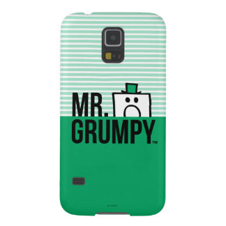 Herr Grumpy | kika huvud över namn Galaxy S5 Fodral