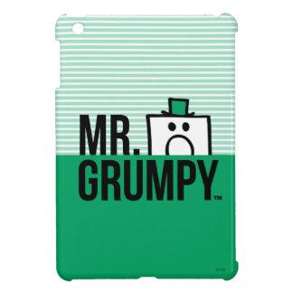 Herr Grumpy | kika huvud över namn iPad Mini Skal