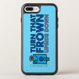 Herr Grumpy | vänd som Frown uppochnervänt OtterBox Symmetry iPhone 7 Plus Skal