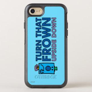 Herr Grumpy | vänd som Frown uppochnervänt OtterBox Symmetry iPhone 7 Skal