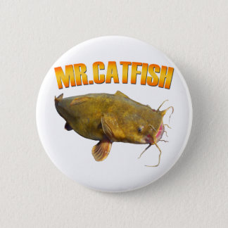 Herr havskattfiske standard knapp rund 5.7 cm
