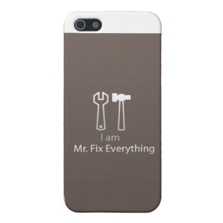 Herr knipa allt iPhone 5 cover