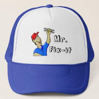 """""""Herr Knipa-honom"""" hatt Keps"""