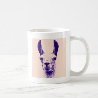 Herr Llama Kaffemugg
