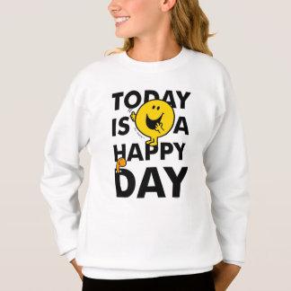 Herr lycklig | är i dag en lycklig dag tee shirts