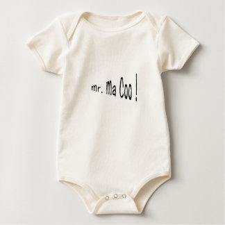 Herr MaCoo! Body För Baby