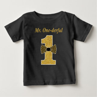 Herr ONE-derful småbarnT-tröja, Herr Onederful Tröjor