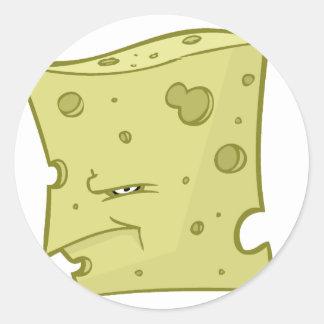 Herr ost runt klistermärke