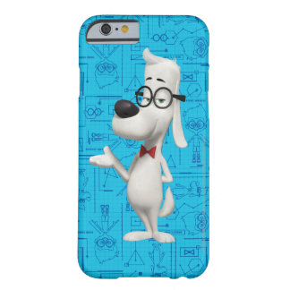 Herr Peabody Barely There iPhone 6 Skal