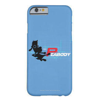 Herr Peabody Digi Barely There iPhone 6 Skal