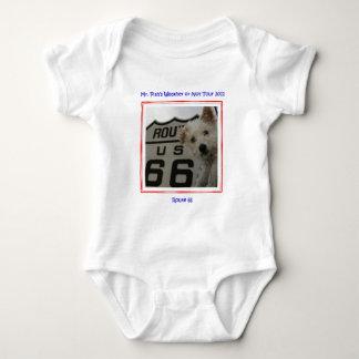 Herr Pish på officiell för rutt 66 utrustar Tee Shirt