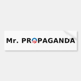 Herr propaganda bildekal