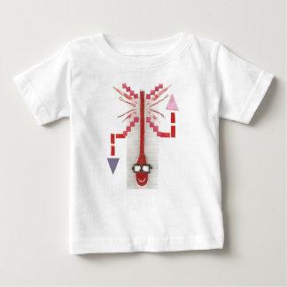 Herr termostat ingen bakgrundsbabyT-tröja Tee Shirts