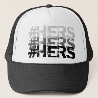 #HERStruckerkeps Truckerkeps