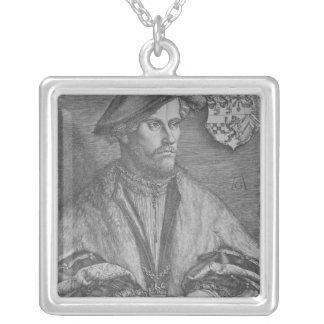 Hertig Wilhelm V av Cleve, 1540 Silverpläterat Halsband