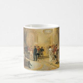Hertiginnan av Richmonds boll i 1815 Kaffemugg