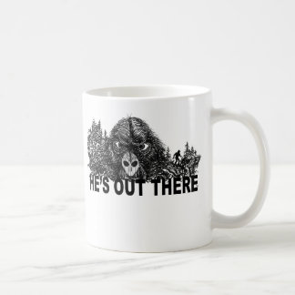 HEs UT DÄR kaffemugg