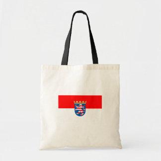 Hessen Flagge Einkaufstaschen