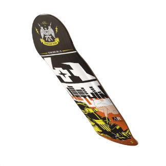 Hethin åker skridskor den AR begränsade upplagan d Old School Skateboard Bräda 21,6 Cm