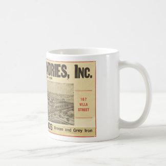 Hetzler gjuterier kaffemugg
