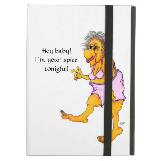 Hey bebis! I´m din krydda ikväll! iPad Air Skal