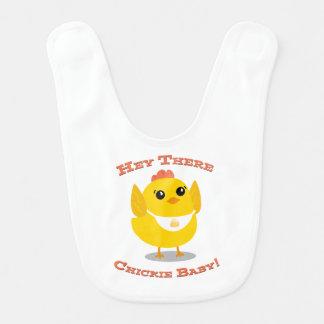 Hey där Chickie baby - haklapp Hakklapp