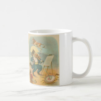 Hey Diddle Diddle barnkammarerimmuggen Kaffemugg