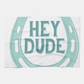 Hey Dude Kökshandduk
