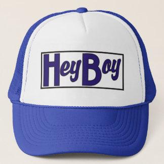 Hey pojkeinternationell truckerkeps