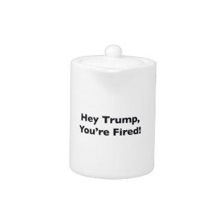 Hey trumf, avfyras du!