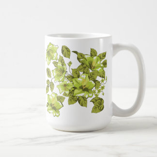 Hibiskus Kaffemugg