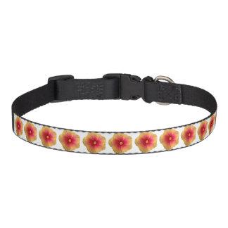 Hibiskusmedelhundhalsband Halsband Husdjur