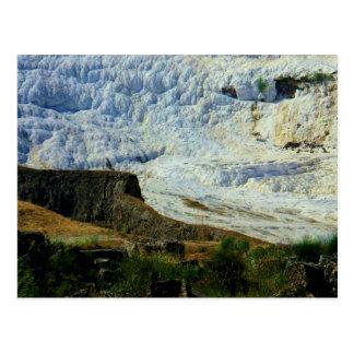 Hierapolis-Pamukkale - plats för UNESCO-världsarv Vykort