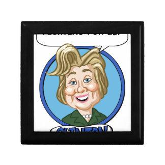 Hilary Clinton val 2016 Smyckeskrin