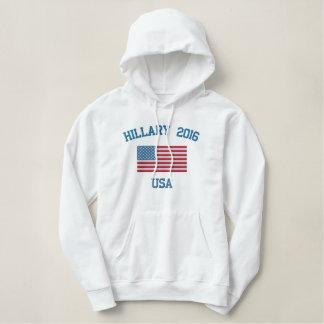 Hillary 2016 Hooded tröja