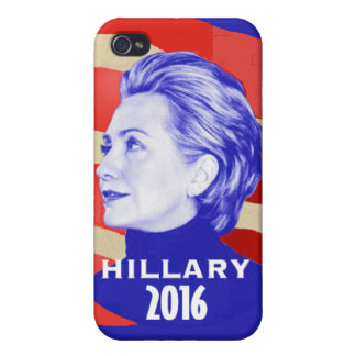 HILLARY 2016 iPhone 4 HUD
