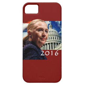 Hillary 2016 iPhone 5 fodral