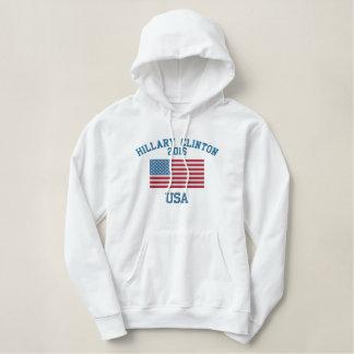 Hillary Clinton 2016 Hooded tröja