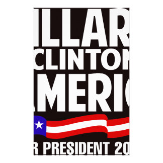 Hillary Clinton Brevpapper