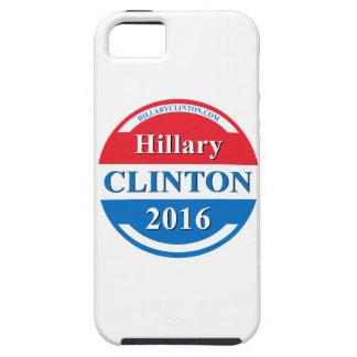 Hillary Clinton för presidenten 2016 iPhone 5 Case-Mate Fodral