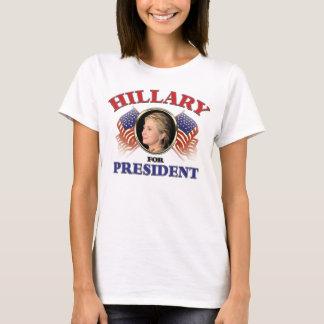 Hillary Clinton för presidenten 2016 Tröja