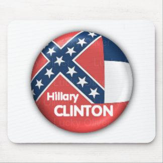 Hillary Clinton Mississippi Mousepad Musmatta