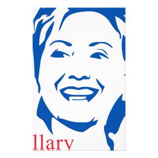 Hillary Clinton skjorta 2016 | HIllary för Brevpapper