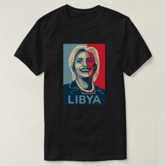 Hillary Clinton T-tröja - Libyen T Shirt