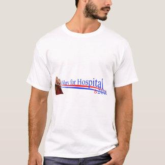 Hillary för sjukhuset 2016! Manar t-skjorta T Shirt