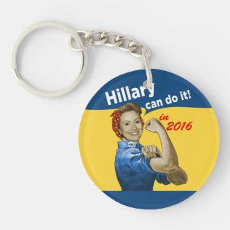 Hillary kan göra det 2016