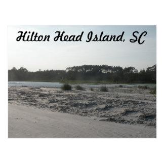 Hilton Head Island SC Vykort