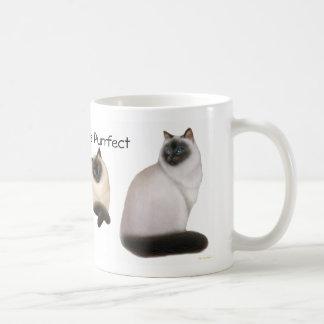 Himalayan kattmugg för anpassade kaffemugg
