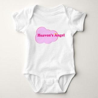 Himmel ängel - flicka t shirt