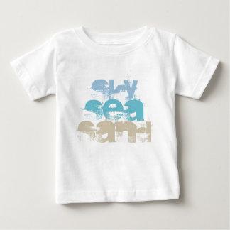 Himmel hav, Sandstrand Tröjor